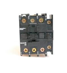 Stykač 45A/220V 50hz CA3-30-10 ; SPRECHER-SCHUH vyrobeno ve Švýcarsku .cena do doprodání zásob