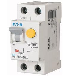 PXK-B16/1N/003-A Proudový chránič EATON/Moeller s jističem
