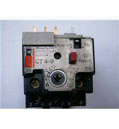 CT 4-9  6-7,7A nastavitelné tepelné relé Sprecher schuh