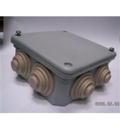Montážní krabice 8110 IP54 12cm x 12cm; sleva z 69Kč na 19 Kč v akci