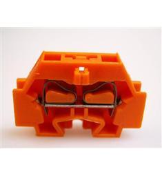 WAGO 262-306 řad. svorka jednopol. oranžová