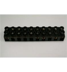 Svorkovnice do 6mm 380V, kvalitní provedení, mosazné svorky, v provedení po 6 a 3 pól, uveďte