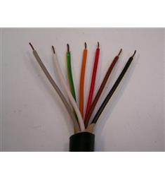 Tceky 7x1 mm sdělovací kabel -výrazně snížená cena