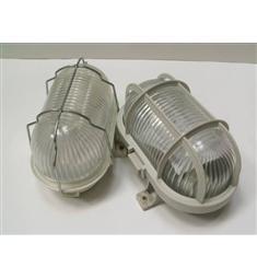 Oválné svítidlo 60W pro sklepní a jiné prostory AKČNÍ CENA