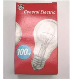 Žárovka 100W 230V E27 čirá General Electric AKČNÍ CENA do vyprodání zásob