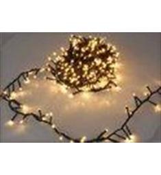 400 LED vánoční řetěz, přepínací, extra teplá bílá, cena uvedena po slevě