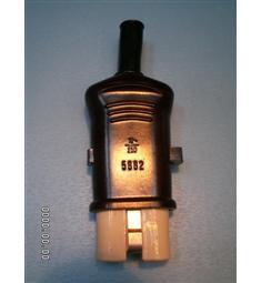 Přístrojová nástrčka 5882-21 s vypínačem !Akční cena!