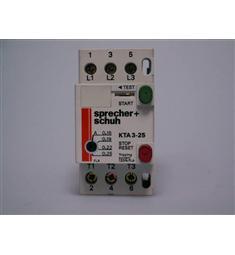 Motor.spoušť 0,16 - 0.25A Sprecher-Shuh Švýcarsko