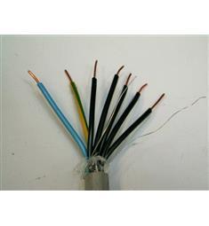 kab CYSY 5Cx1  šedá H05VV-F 5G1silový kabel k pohyblivým přívodům cena v akci do vyprodání zásob