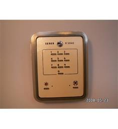 kódovací zař. 4 místné  4FP11106-K5040 vynikající prostředek k zabezpečení objektů a j. (vstupní propouštěcí kód zámku)