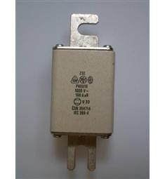 P40U10 1000V 100A aR jištění polovodičů - Nožové pojistky skladem