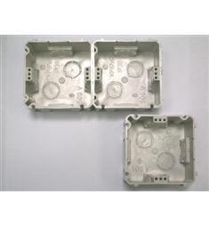 KP67x67 pod om. spojovatelná, vnitřní rozměry 66,7x66,7x40mm
