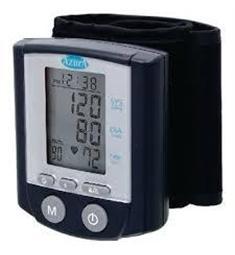 AzurA - měřič tlaku a pulzu, zápěstní- doprodáno