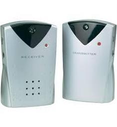 Infračervený detektor průchodu - alarm dosah až 20m
