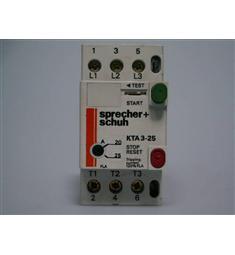 Motor. spouštěč KTA-3 -25  20-25A kvalitní produkt