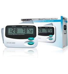 König - stolní měřič krevního tlaku a pulzu, LCD displej, pažný