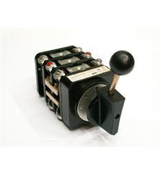 S100V 02  vačkový přepínač směru I-0 -II  100A 500V 20kW T85°