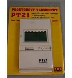 Prostorový termostat